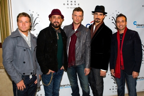 "The Backstreet Boys, all grown up. The ""boy"" band recently announced plans for a documentary, new album, and tour/PHOTO VIA rollingstone.com"