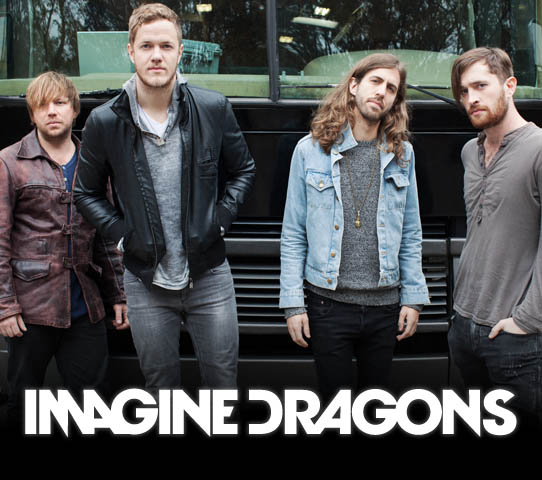 The band Imagine Dragons/ PHOTO VIA hardrockhotel.com