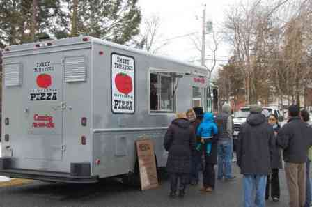 New food trucks have recently opened in Boston/ PHOTO BY Elysha Bemis